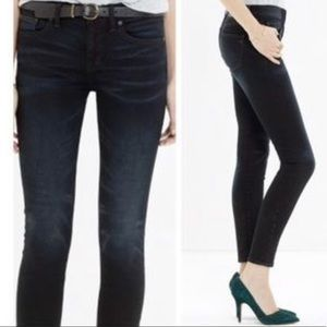 Madewell Skinny Skinny Crop Jeans Size 26 CL